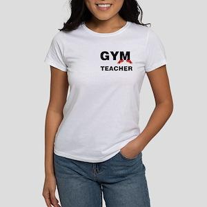 Gym Teacher Sneakers Women's T-Shirt