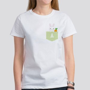 Bunny in a pocket T-Shirt