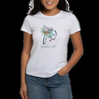 bicycle montauk t-shirt