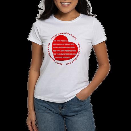 Happy Valentine's Day Women's T-Shirt