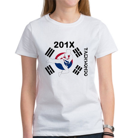 Martial Arts Women's T-Shirt