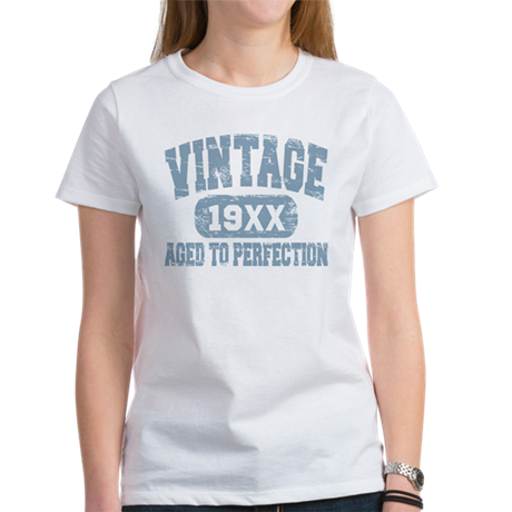 Personalize Vintage Aged To Perfection T-Shirt