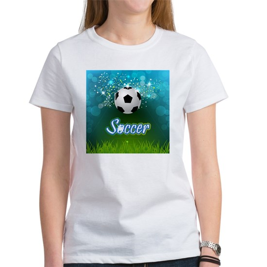 Soccer creative poster