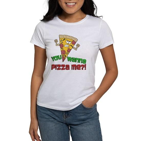 You Wanna Pizza Me