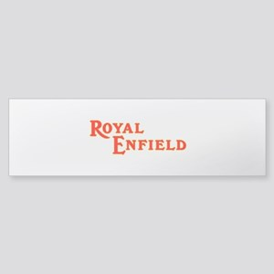 Royal Enfield Bumper Sticker