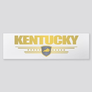 Kentucky Gold Label Sticker (Bumper)