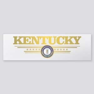 Kentucky Gadsden Flag Bumper Sticker