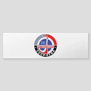 Interkosmos Sticker (Bumper)