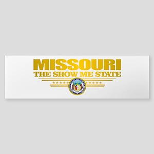 Missouri Pride Bumper Sticker