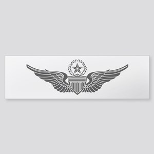 Aviator - Master B-W Sticker (Bumper)