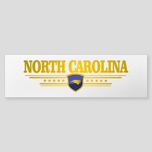 North Carolina Gadsden Bumper Sticker