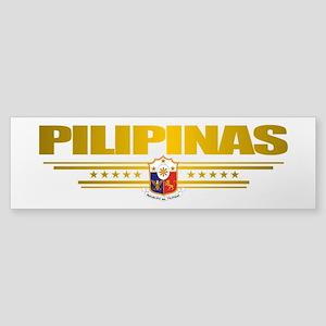 """""""Pilipinas"""" Sticker (Bumper)"""
