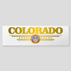 Colorado Gadsden Flag Bumper Sticker