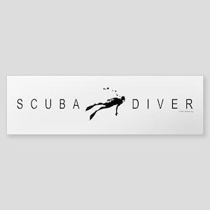 Scuba Diver: Band 2 Sticker (Bumper)