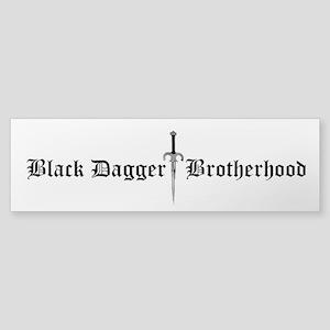Black Dagger Brotherhood Bumper Sticker