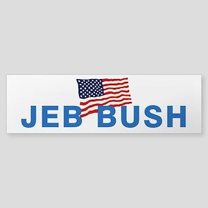 Jeb Bush 2016 Sticker (Bumper)