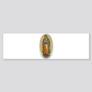 Virgin Guadalupe Sticker (Bumper)