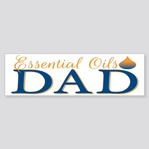Essential oils dad Sticker (Bumper)