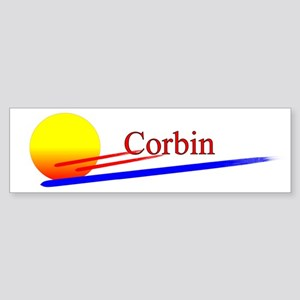 Corbin Bumper Sticker
