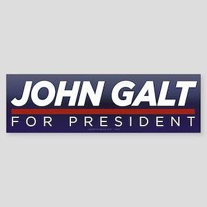 Who Is John Galt Bumper Stickers Cafepress