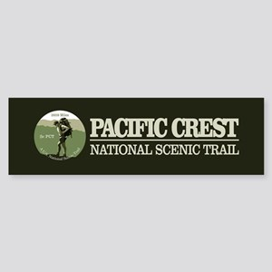 Pacific Crest Trail Bumper Sticker