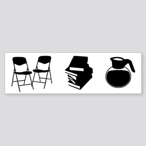 Makes a Meeting (Chairs, Literature, and Coffee) B