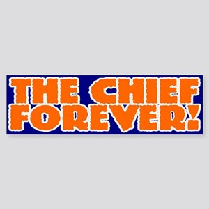 CHIEF ILLINIWEK Bumper Stickers Bumper Sticker
