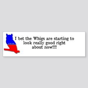 Whig Party Again! Bumper Sticker