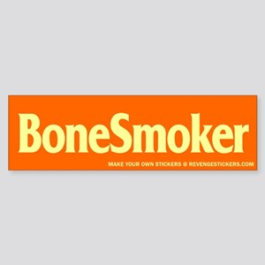 Bone Smoker - Revenge Sticker