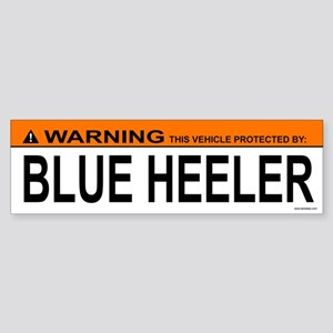 BLUE HEELER Bumper Sticker