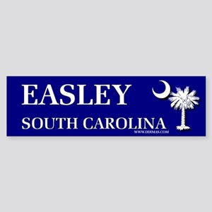 Easley South Carolina Bumper Sticker