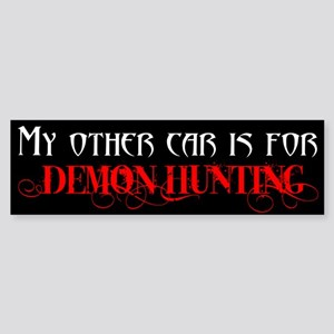 May Other Car Bumper Sticker