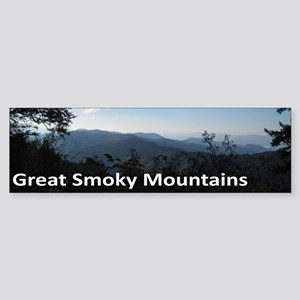 Sticker (Bumper) - Great Smoky Mountains