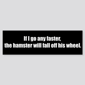 Hamster (Bumper Sticker)