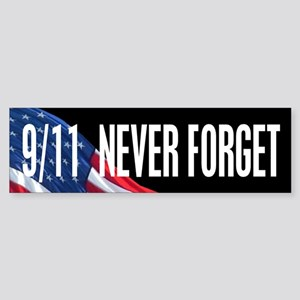 9/11: Sticker (Bumper)