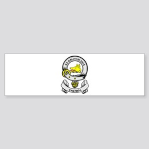 CAMPBELL 2 Coat of Arms Bumper Sticker