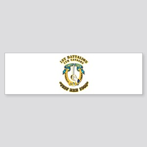 DUI - 1st Battalion 7th Cav VN 65 Sticker (Bumper)