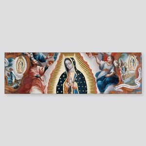 Virgin of Guadalupe Bumper Sticker