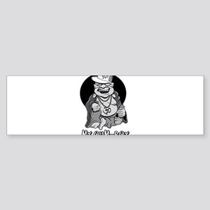 OHM BOY Bumper Sticker