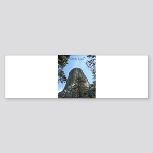 Devils Tower Bumper Sticker