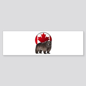 CANADIAN PROUD Bumper Sticker