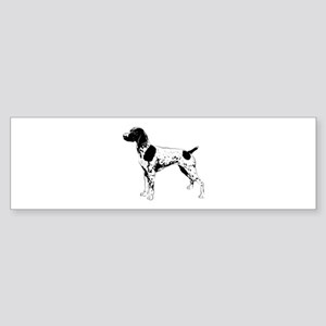 German Shorthaired Pointer Bumper Sticker