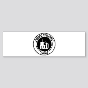 Support Farmer Bumper Sticker