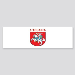 Lithuania Coat of arms Sticker (Bumper)