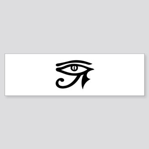 Eye of Horus Sticker (Bumper)
