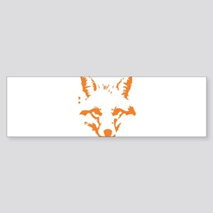 Fox Bumper Sticker