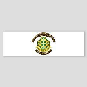 502nd Military Police Bn Sticker (Bumper)
