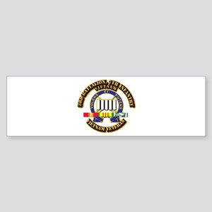 3rd Battalion, 7th Infantry Sticker (Bumper)