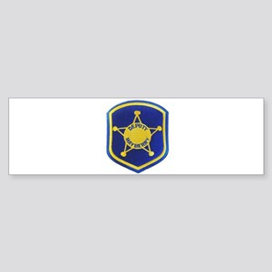 Mayberry Deputy Sheriff Bumper Sticker
