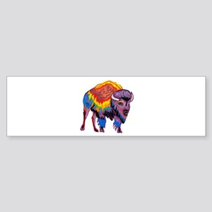 COLORS Bumper Sticker
